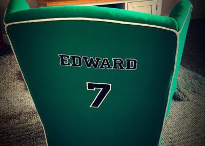 Teamed Chair