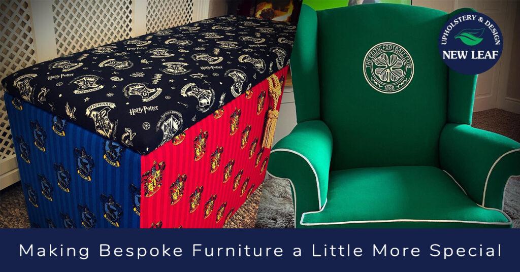 New Leaf Upholstery - Bespoke Furniture Blog